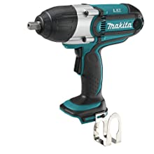 Makita BTW450Z 18-Volt LXT Lithium-Ion Cordless 1/2-Inch Impact Wrench (Tool Only, No Battery)