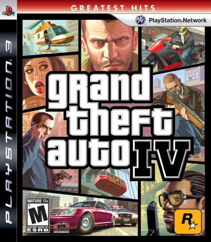 Grand Theft Auto IV – PlayStation 3 image