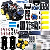 Elegoo UNO Project Upgraded Smart Robot Car Kit with UNO R3