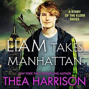 Liam Takes Manhattan Audiobook