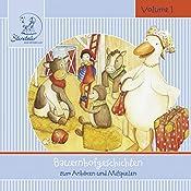 Bauernhofgeschichten zum Anhören und Mitspielen (Sterntaler Hörgeschichten) | Katja Ruhl