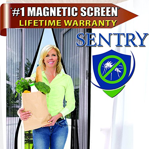 Magnetic Screen Door - Fits 37