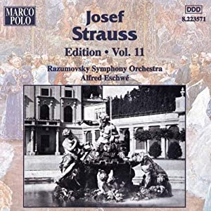 Josef Strauss Edition, Vol.11 from Marco Polo