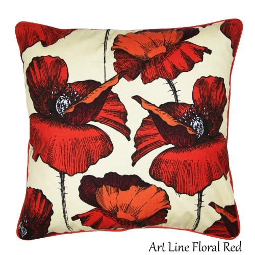 Luxury 100% Cotton Printed Cushion Covers Decorative pillow cover size 20