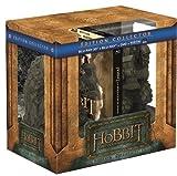Le Hobbit: La d�solation de Smaug - Edition Collector Guardiens d'Erebor - Blu-Ray 3D + Blu-Ray + DVD + DIGITAL Ultraviolet + 2 Statues Serre-livres