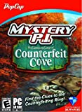 Mystery P.I. The Curious Case of Counterfeit Cove PC NEW