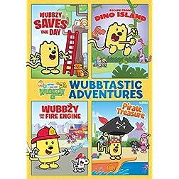 Wubbzy's Wubbtastic Adventures 4-Pack
