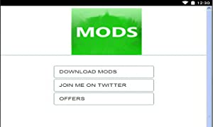 Mods for Minecraft PE from Femi Eleyinte