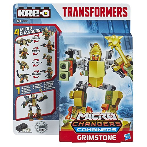 Kre-o Transformers Movie Maxicon Toy - 1