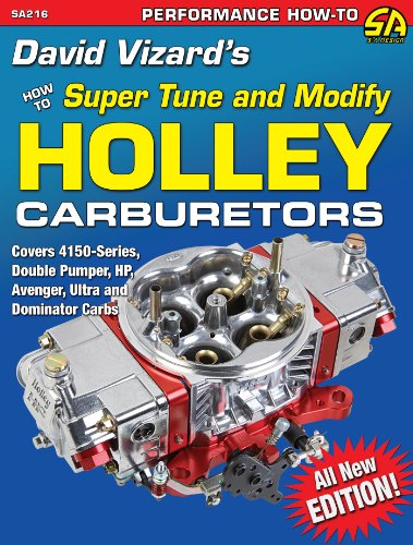 Download David Vizard's Holley Carburetors: How to Super Tune and Modify (Performance How-To)