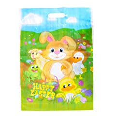 12 x 17.25  LARGE EASTER GOODY BAG (package of 50)