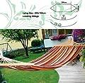 HÄNGEMATTE HÄNGEMATTEN 220x160CM von D&S Vertriebs GmbH bei Gartenmöbel von Du und Dein Garten