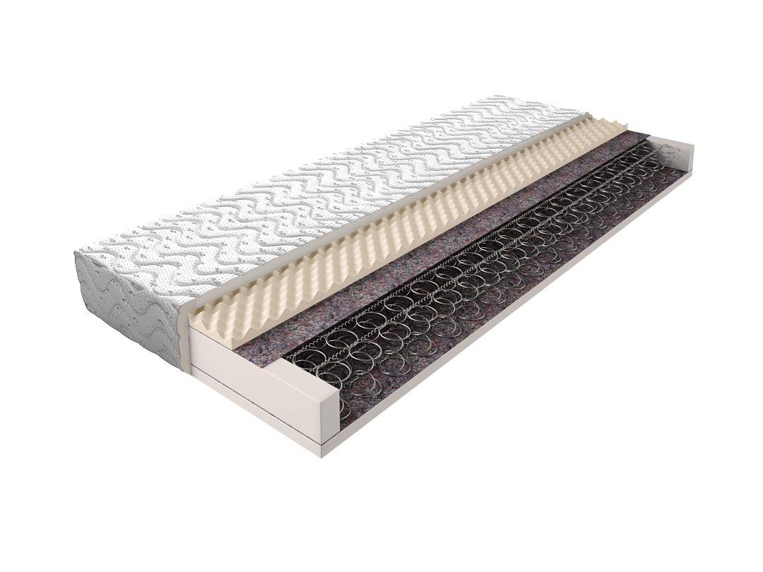 Matratze mit Bonellfederkern 016 – Größe: 140 x 200 cm, Höhe: 16 cm günstig