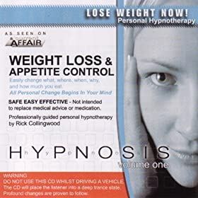 hypnosis cd for weight loss reviews