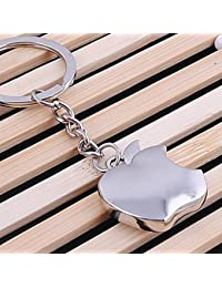SHOPEE BRANDED Keychain High Quality Fruit Apple Full Metallic Heavy Metal