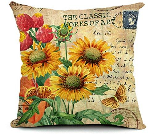 European Square Pillow Cases front-1028505
