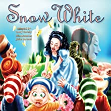 Snow White Audiobook by Larry Carney Narrated by Brad Austin