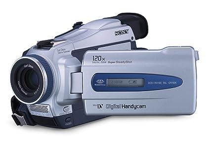 Sony dcr-trv16e usb