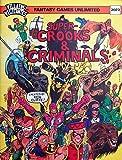 Super-Crooks & Criminals (Villains and Vigilantes)