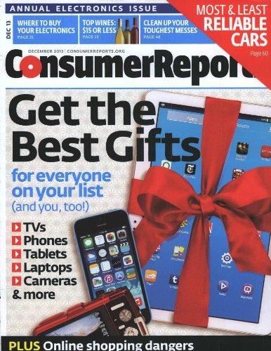 Consumer Reports (1-year auto-renewal), Mr. Media Interview, Kim Kleman