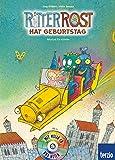 Ritter Rost, Band 6: Ritter Rost hat Geburtstag: Buch mit CD