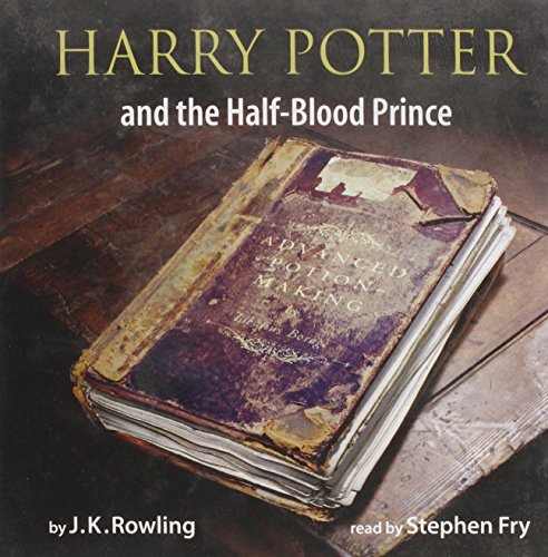 harry potter and the halfblood prince jk rowling