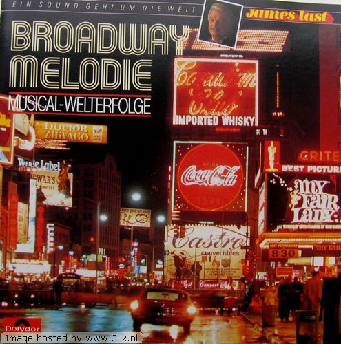 James Last - Broadway Melodie - Zortam Music