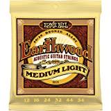 Ernie Ball 2003 Earthwood Medium Light 80/20 Bronze Acoustic String Set (12 - 54)