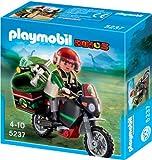 PLAYMOBIL 5237 - Dinoforscher mit Geländemaschine