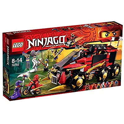 LEGO Ninjago 70750 Ninja DB X