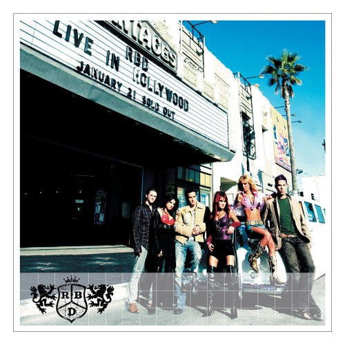 RBD - Live In Hollywood (Cd/dvd) - Zortam Music