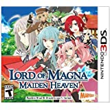Lord of Magna Maiden Heaven - Nintendo 3DS