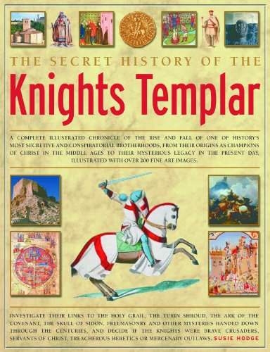 an introduction to the history of the knights templars Two authors write that the gnostic beliefs of the knights templar were passed down through the founding fathers.