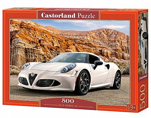 castorland-b-52219-2-alfa-romeo-4c-puzzle-500-teile