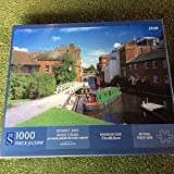 Kennet and Avon Canal 1000 Piece Jigsaw Puzzle WH Smith