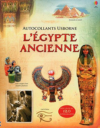 L'Egypte ancienne (Autocollants Usborne)