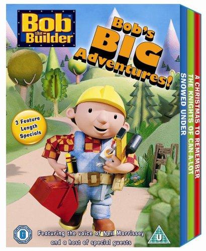 Bob The Builder - Bob's Big Adventures [DVD]