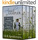Amish SAMPLER: Four Complete Stories in One Volume with Bonus