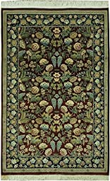High-End 18/18 Quality Traditional 4x6 Rug