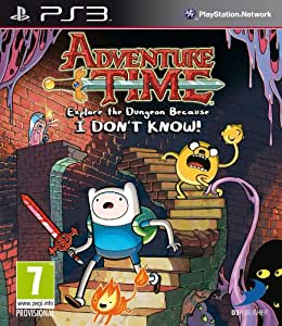 Amazon.com: Adventure Time: Explore the Dungeon Because I don't know
