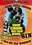 echange, troc Sin Syndicate & Sin Magazine & She Came on the Bus [Import USA Zone 1]