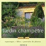 echange, troc Virginie Klecka - Jardin champêtre : Reportages-idées-portraits de plantes