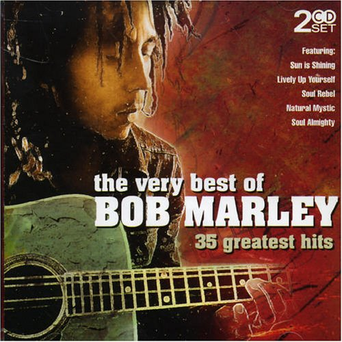 Bob Marley - The Very Best Of (2CD) - Zortam Music