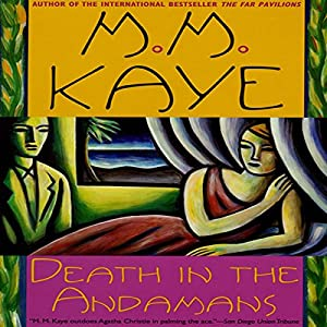 Death in the Andamans Audiobook