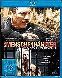 Blu-Ray Cover von Die Menschenhändler - Sex und Gewalt Sonderangebot!