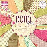 First Edition 8 x 8-inch Boho Chic