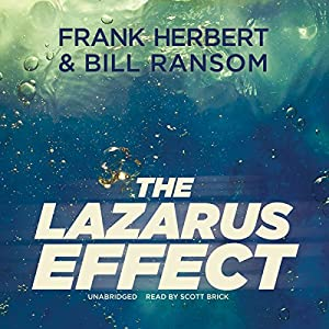 The Lazarus Effect Audiobook