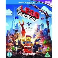 The Lego Movie [Blu-ray + UV Copy] [2014] [Region Free]