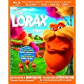 Dr. Seuss' The Lorax (Bilingual) [Blu-ray + DVD + Digital Copy]