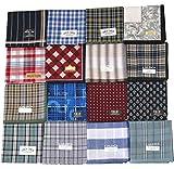 メンズ ビジネス ハンカチ 日本製 5枚 セット 紳士 柄 フォーマル ファッション ハンカチ 綿100%